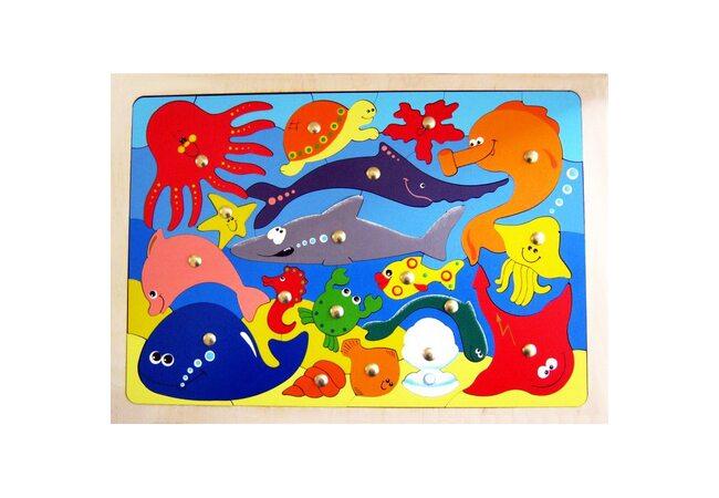 Магнитная мозаика «Океан»