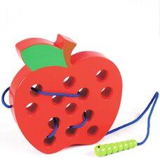 Шнуровка «Большое Яблоко» (объемная)