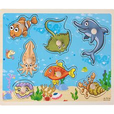 Аква-животные