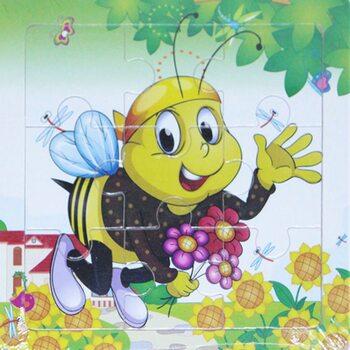 Пазл «Пчелка», 9 дет.