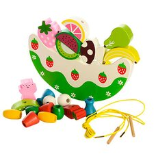 Балансир-шнуровка «Фрукты-овощи»