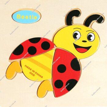 Beetle (пазл детский)