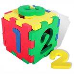 Развивающий кубик «Цифры»,6 эл.