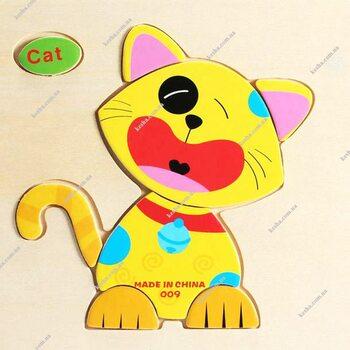Cat (пазл детский)