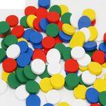 Игра «Цветные кружочки»