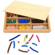 Пособие для математики – цветные цепочки
