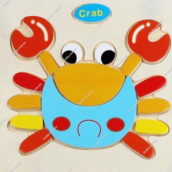 Crab-1 (для малышей)