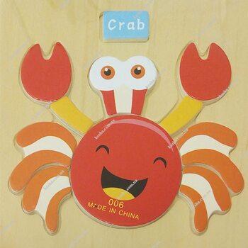 Crab (пазл детский)
