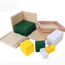 Куб для изучения степеней числа «2»