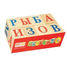 Кубики Кубики с буквами «Алфавит» (рус), 8 шт.
