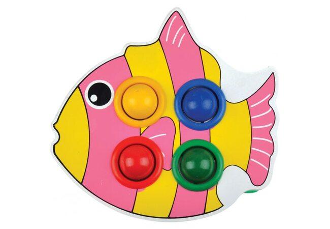 Стучалка «Золотая рыбка»