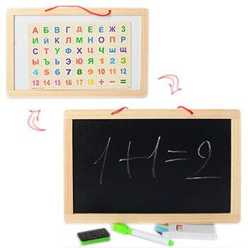 Досточка (цифры-буквы-знаки)