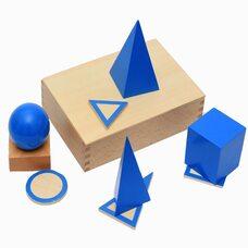 Игра «Геометрические тела»