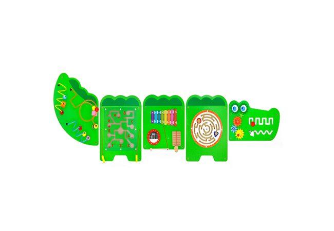 Игровой развивающий центр «Крокодил»