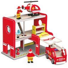 Игровой набор «Пожарная станция»
