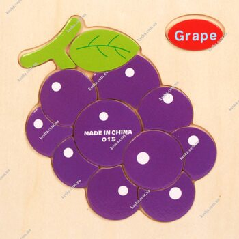 Grape (пазл детский)
