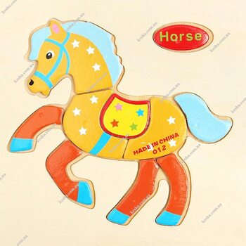 Horse (пазл детский)