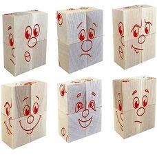 Кубики «Эмоции»