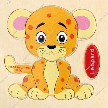 Leopard (пазл детский)