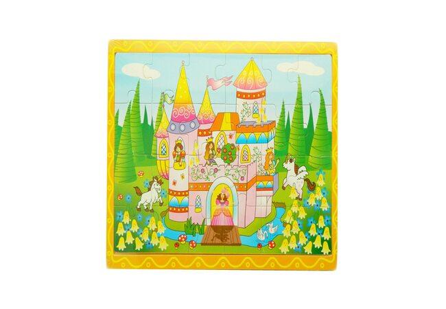 Пазлы «Сказочный замок»