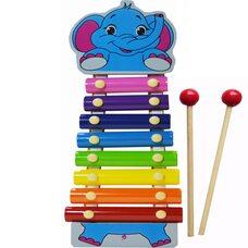 Ксилофон «Слон», 8 тонов