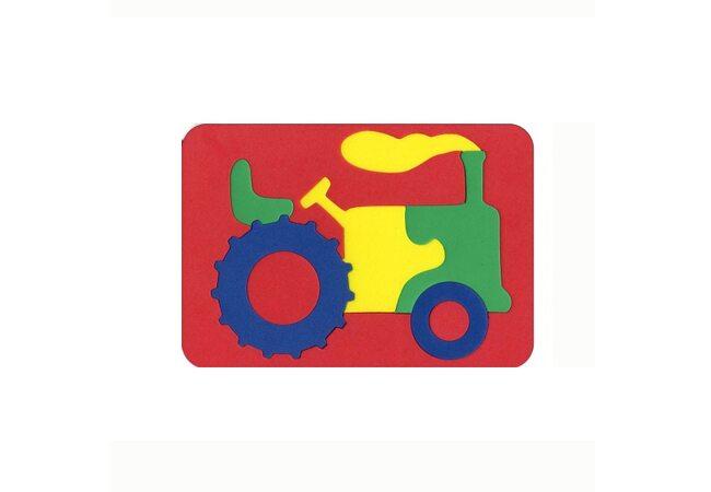 Мозаика «Трактор»