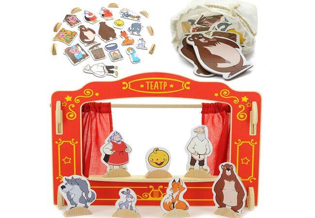 Домашний кукольный театр