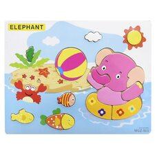 ELEPHANT, пазл детский