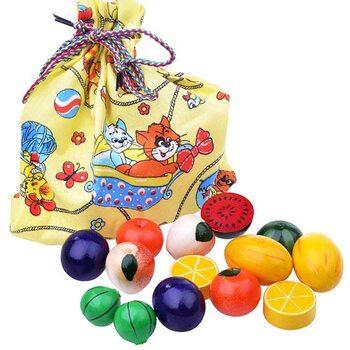 Волшебный мешочек фрукты-ягоды