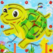 Магнитный лабиринт «Черепаха»