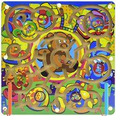 Магнитный лабиринт «Игрушки»