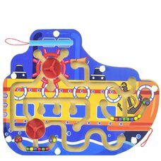 Магнитный лабиринт «Корабль»