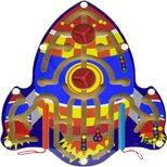 Магнитный лабиринт «Ракета»