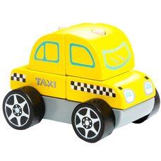 Машинка-пирамидка «Такси»