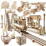 Механические 3D-модель от ТМ «Ugears»