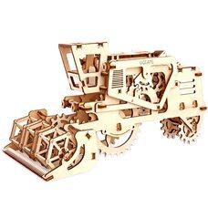 Механическая 3D-модель «Комбайн», 154 дет.