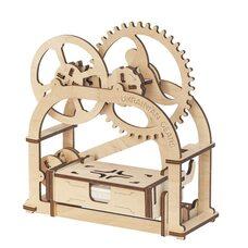 Механическая 3D-модель «Шкатулка», 61 дет.