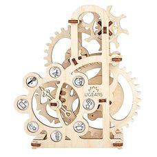 Механическая 3D-модель «Силомер», 48 дет.
