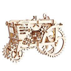 Механическая 3D-модель «Трактор», 97 дет.