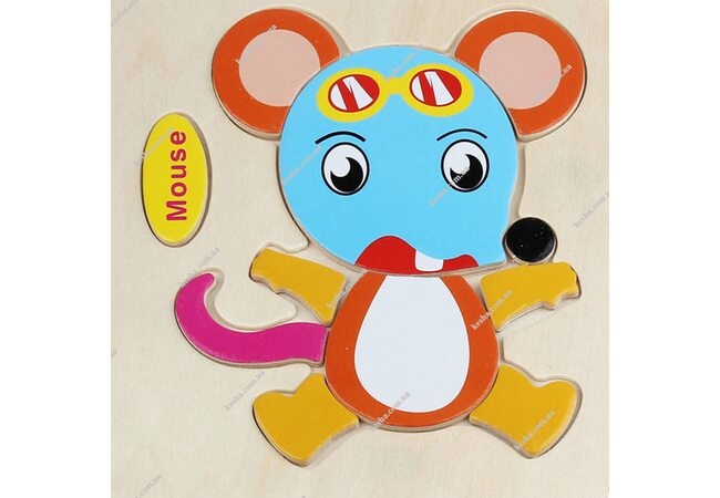 Mouse (пазл детский)