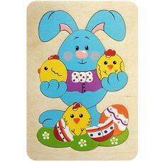 Мини мозаика «Кролик», 16 дет.