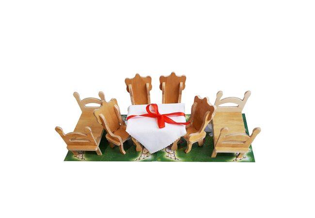 Набор мебели «Кровати+Стол+стула»