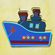 Кораблик для малышей