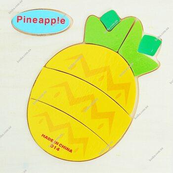 Pineapple (пазл детский)
