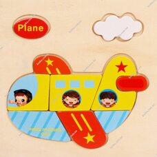 Plane (пазл детский)