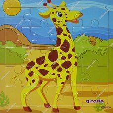 Пазл «Жираф», 20 дет.