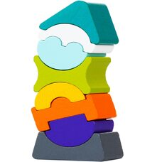 Пирамидка-балансир «Башня-1»