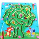 Магнитный лабиринт-игра «Дерево»