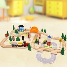 Игровой набор «Дорожное шоссе», 78 дет.