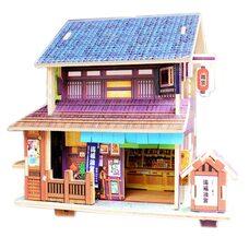 Магазин (Китай), сборная модель, 27 дет.